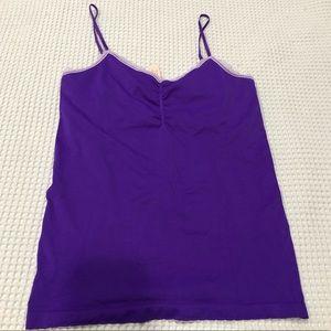 NWT Victoria's Secret Camisole W/ Built-in Bra XL